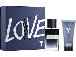 Yves Saint Laurent Y Men Eau de Parfum Set