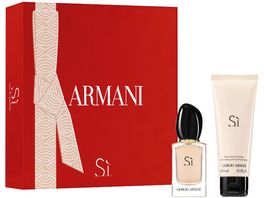 GIORGIO ARMANI Si Eau de Parfum Geschenkset Spring