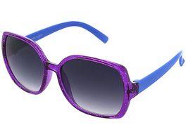 Basley Sun KIDS Sonnenbrille 8110 A 39 Kunststoff Violett Blau