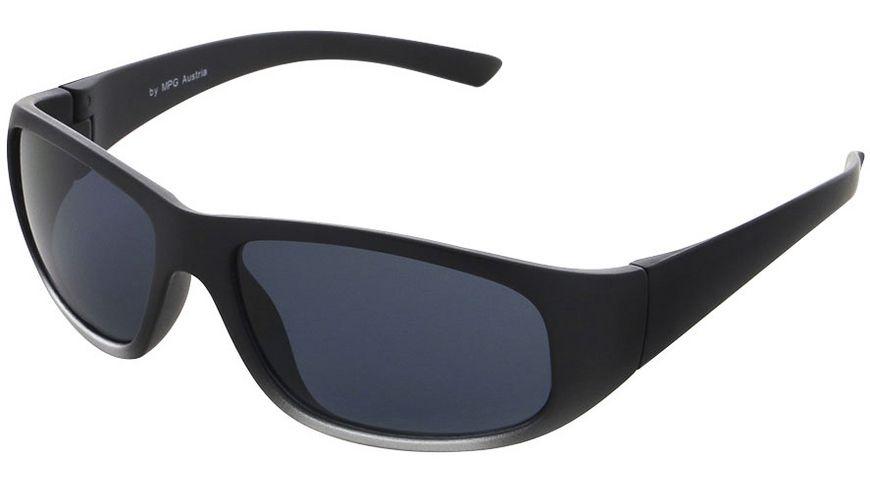 Basley Sun KIDS Sonnenbrille 8089-A-31 Kunststoff Matt Schwarz