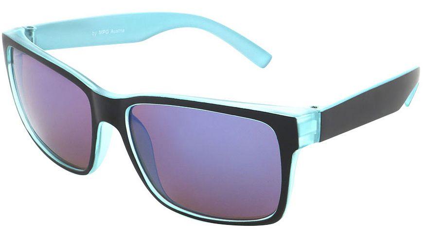 Basley Sun KIDS Sonnenbrille 8115-S-31 Kunststoff Schwarz/Blau