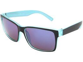 Basley Sun KIDS Sonnenbrille 8115 S 31 Kunststoff Schwarz Blau