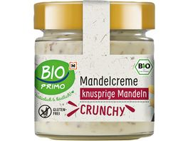BIO PRIMO Crunchy Mandelcreme