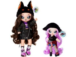 Na Na Na Surprise Teens Doll Rebel Dare 28 cm