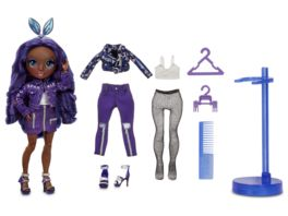 Rainbow High Fashion Doll Krystal Bailey Indigo