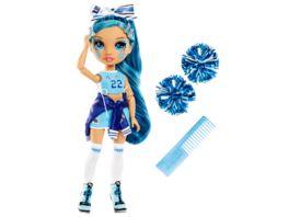 Rainbow High Cheer Doll Skyler Bradshaw Blue