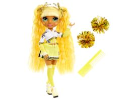 Rainbow High Cheer Doll Sunny Madison Yellow