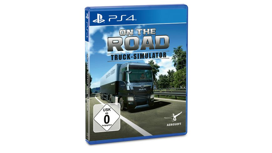Truck Simulator On the Road