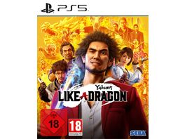 Yakuza 7 Like a Dragon