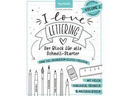 I Love Lettering Volume 2