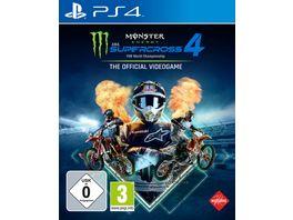 Monster Energy Supercross 4 The Official Video