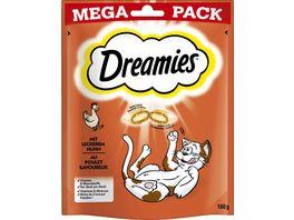 DREAMIES Katzensnack Portionsbeutel mit Huhn