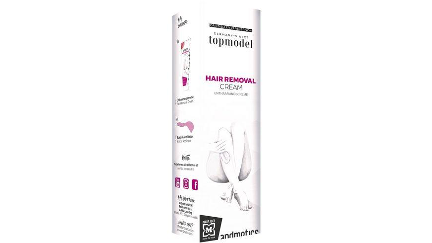 andmetics GNTM Hair Removal Cream