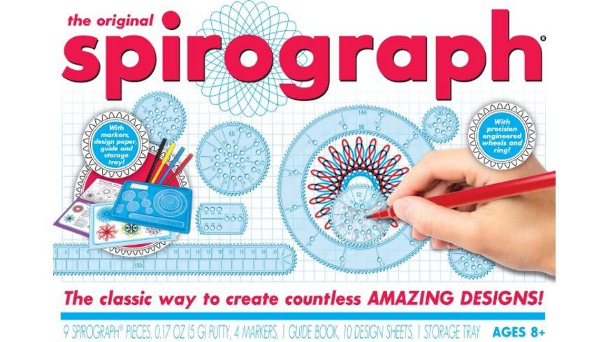 SPIROGRAPH - STARTER SET