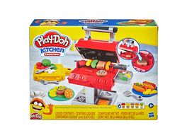 Hasbro Play Doh Grillstation