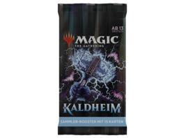 Magic the Gathering Kaldheim Collectors Booster DE