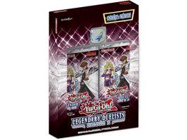 Yu Gi Oh Sammelkartenspiel Legendary Duelists Season 2