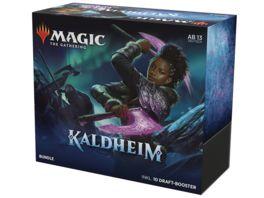 Magic the Gathering Kaldheim Bundle DE