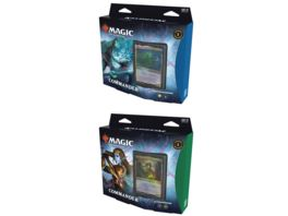 Magic the Gathering Kaldheim Commander DE 1 Stueck sortiert