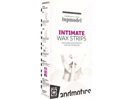 GNTM Intimate Wax Strips