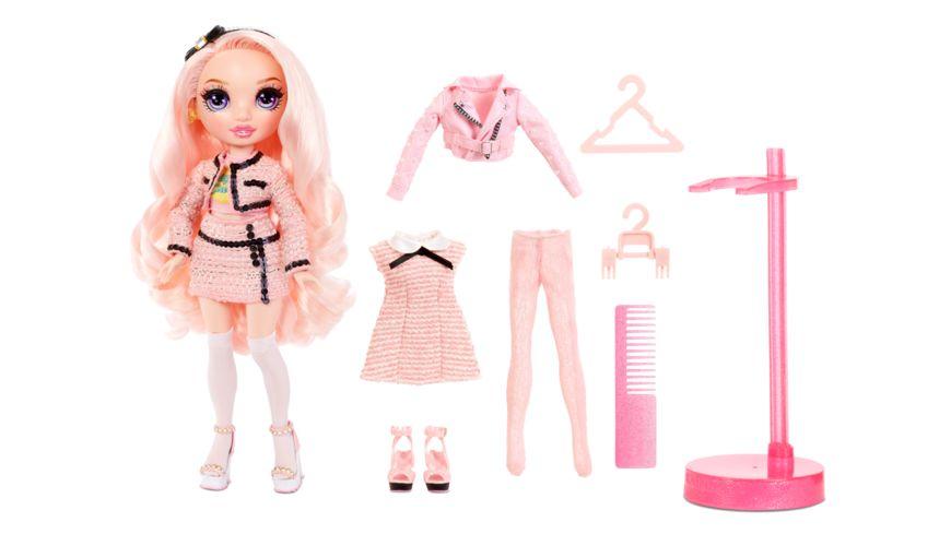 Rainbow High Fashion Doll- Bella Parker (Pink)