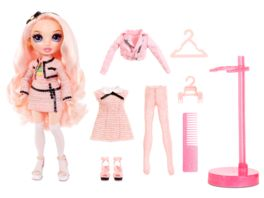 Rainbow High Fashion Doll Bella Parker Pink