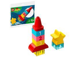 LEGO DUPLO 30332 Meine erste Weltraumrakete