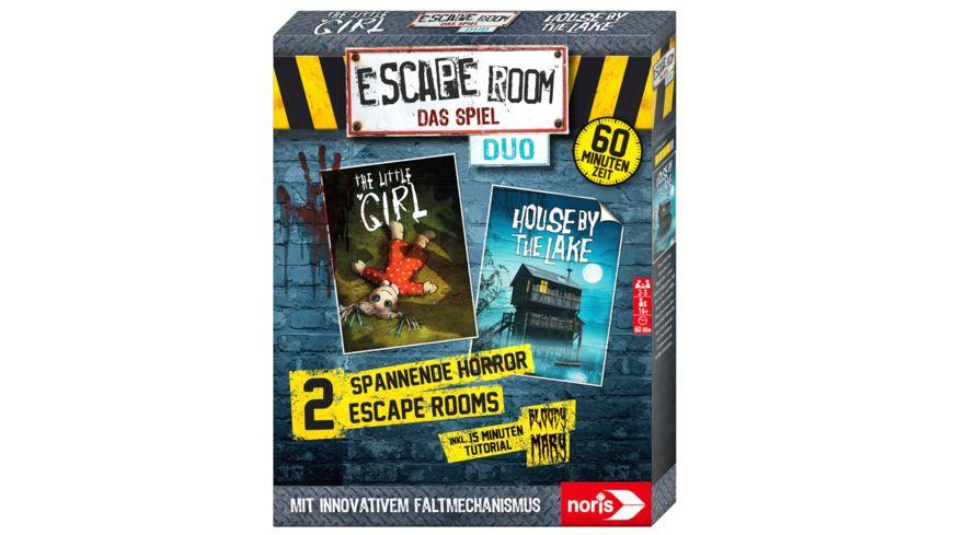 Noris Spiele - Escape Room Duo Horror