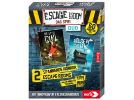 Noris Spiele Escape Room Duo Horror