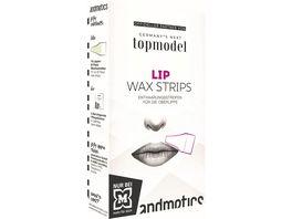 andmetics GNTM Lip Wax Strips
