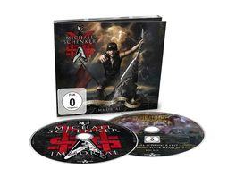 Immortal Digipak CD Blu ray