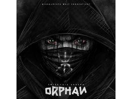 Orphan Digipak