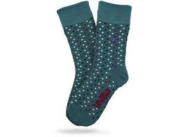 Unabux Unisex Socken Snazzy Comfort Punkte