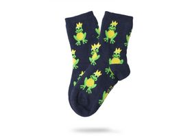 Unabux Unisex Kinder Socken Frosch