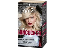 Schwarzkopf got2b Hingucker 102 Beige Blond