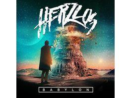 Babylon Digipak