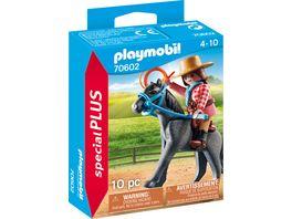 PLAYMOBIL 70602 Special Plus Westernreiterin