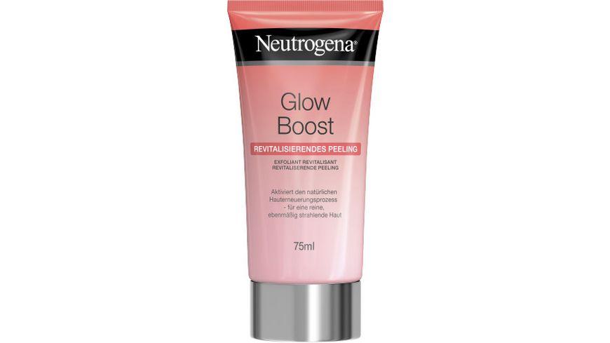 Neutrogena® Glow Boost Revitalisierendes Peeling
