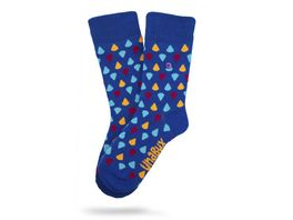 Unabux Unisex Socken Snazzy Comfort Tropfen