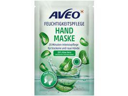 AVEO Feuchtigkeitspflege Handmaske