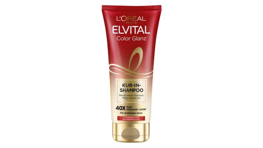 L'ORÉAL PARIS ELVITAL Color Glanz Kur-In-Shampoo