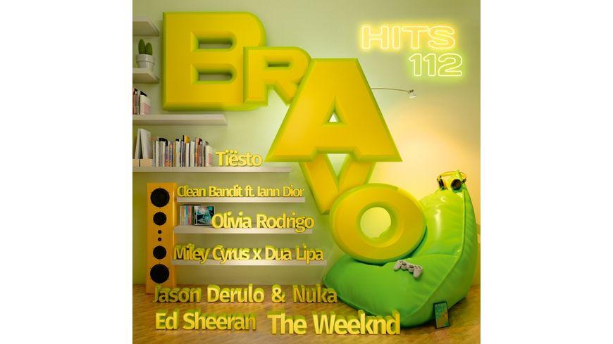 Bravo Hits,Vol.112