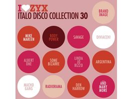 ZYX Italo Disco Collection 30