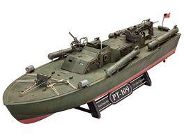 Revell 65147 Model Set Patrol Torpedo Boat PT 109 Massstab 1 72