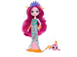 Enchantimals Royals Maura Mermaid Puppe Glide