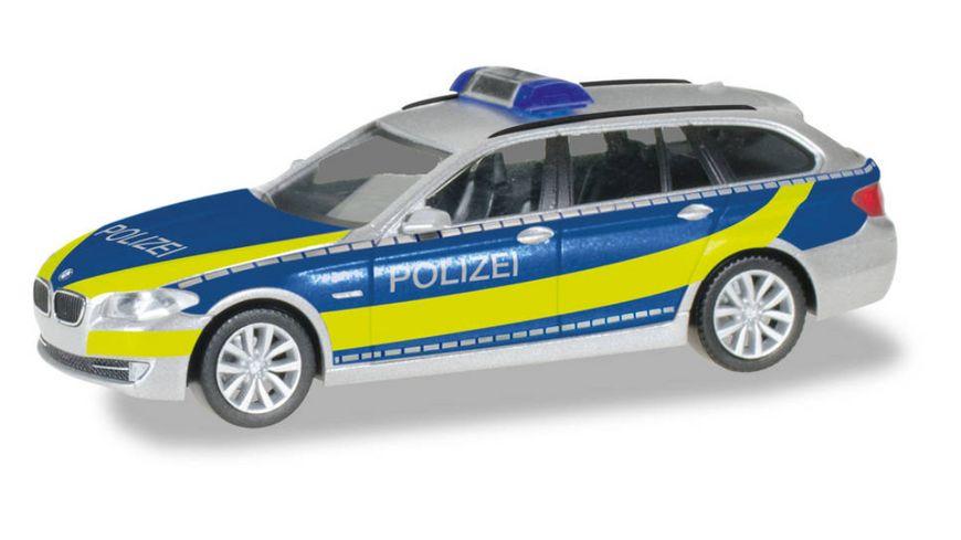 """Herpa 95600 - BMW 5er Touring (F11) """"Bundespolizei"""""""
