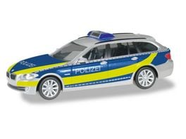 Herpa 95600 BMW 5er Touring F11 Bundespolizei