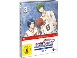 Kuroko s Basketball Season 1 Vol 3