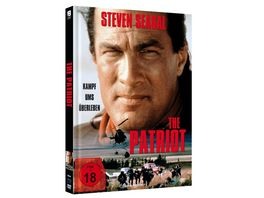 The Patriot Kampf ums Ueberleben Uncut Limited Mediabook mit Blu ray DVD in HD neu abgetastet