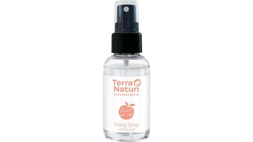 Terra Naturi Peach me up! Fixing Spray